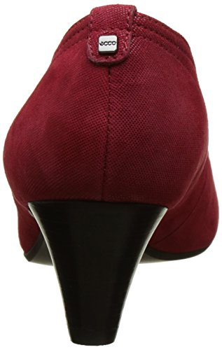 Ecco Damen Altona Pumps Rot (15466chili Red)