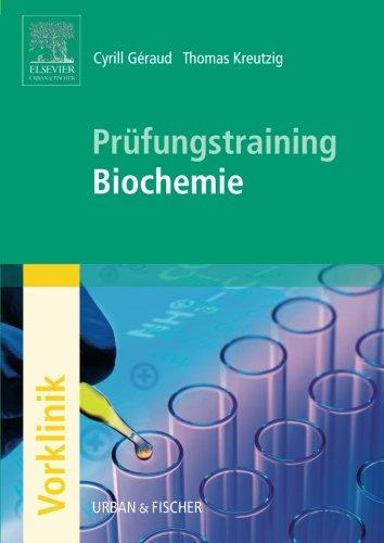 Prüfungstraining Biochemie -