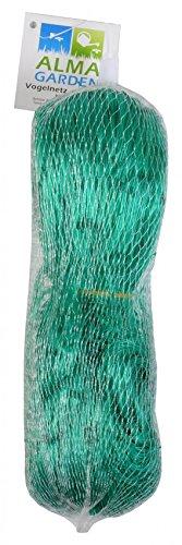 Vogelnetz Laubschutznetz Teichabdeckung Balkonnetz Beetabdeckung Schutz 2x10 m