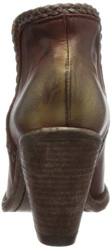 Maruti  Faicchio bordeaux washed leat, Bottes et boots femme Marron - Braun (bordeaux)