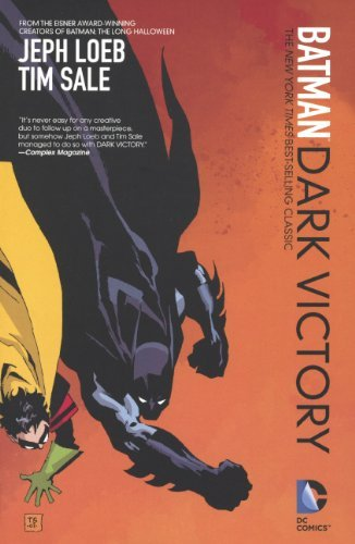 Batman: Dark Victory (Turtleback School & Library Binding Edition) by Jeph Loeb (2014-02-11)