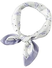 Amazon.fr   Petit Foulard Carré - Accessoires   Femme   Vêtements 1f453947579