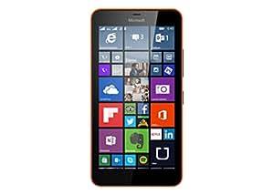 Microsoft Lumia 640 XL LTE Smartphone débloqué 4G (Ecran : 5,7 pouces - 8 Go - Double SIM - Windows Phone 8.1) Orange