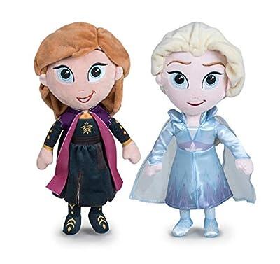 """PBP Disney - 11'81""""30cm Princesas Frozen - Calidad Super Soft de PBP"""