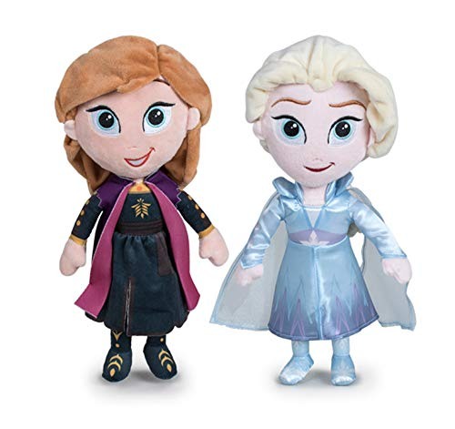 Frozen - Elsa Anna 30cm