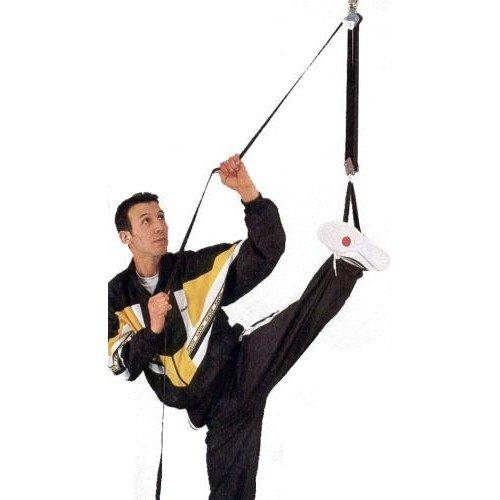 """KWON® \""""Flexi Max\"""" für effektives Dehnen Stretchen Beinspreizer Spagatmaschine Kicktrainer Kick Training Kampfsport"""