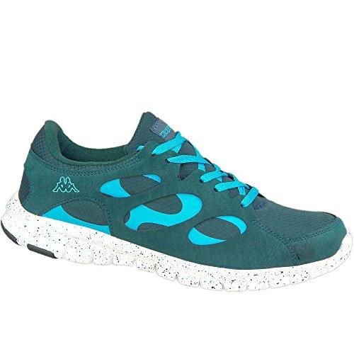 Kappa Fox 241560-6966, Scarpe Running Uomo, Turchese (Turquoise 241560/6966), 44 EU