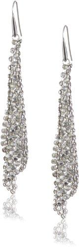 Swarovski 976061 - orecchini pendenti da donna, argento sterling 925
