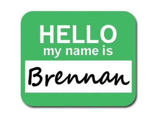 brennan-hello-my-name-is-mousepad-mauspad