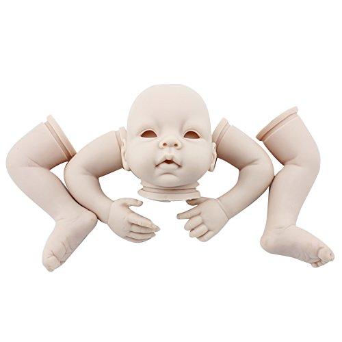 Minidva Non Peint Reborn Baby Doll, Willdo 100% à la...