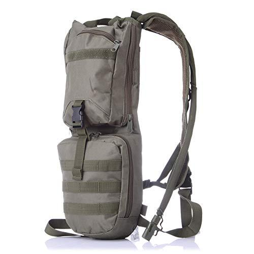 Fahrrad fahren big mouth liner 3L rucksack fahrrad wasser tasche reitwasser tasche tasche rucksack grau -