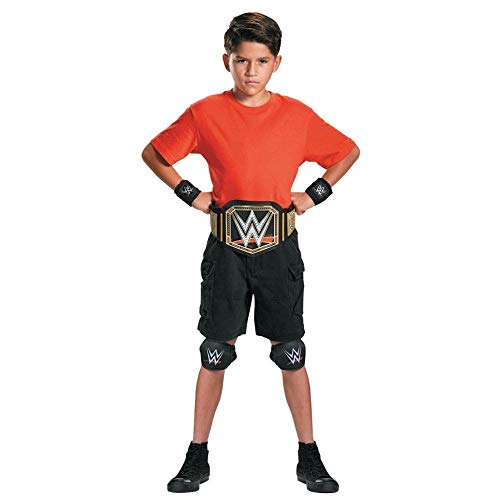 Disguise WWE Champion Kit Child WWE Costume, One Size Child, One Color by Disguise (Kind Kostüm Cena John)