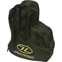 Highlander Eskdale - Bolsa para botas de esquí, color negro