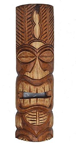 Pared-Mscara-de-madera-en-50-cm-en-Tiki-Hawaii-Style-Decoracin-Pared-Mscara