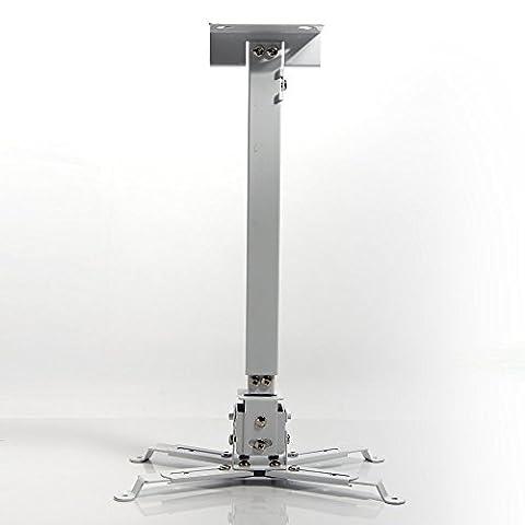 VDOTT® Universel Réglable Projecteur Plafond Montage Avec Extendable Pôles 15kg