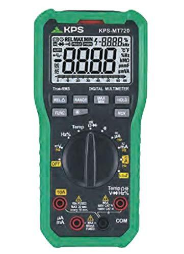 Multimetro digital KPS-MT720