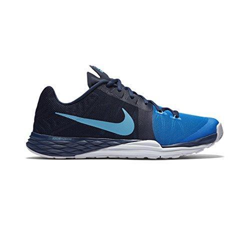 Nike Train Prime Iron Df, Chaussures de Gymnastique Homme Bleu (bleu photo / bleu gamma - bleu marine minuit - obsidienne)