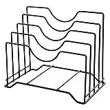 JVSISM Support De Couvercle Rangement Couvercle Pan Armoire Garde-Manger Organisateur De Rack...