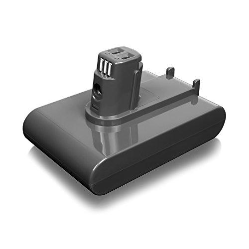 FLAGPOWER 22.2V 2000mAh Hand Staubsauger Batterie für Dyson DC31 DC34 DC35 DC44 (Kompatibel Nicht mit Type B,DC44 MK2) 917083-01 91708301 Akku (TYP A)