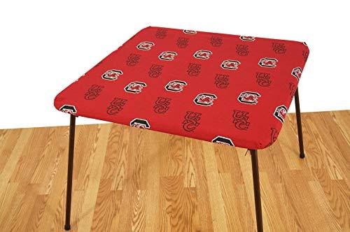 Carolina Gamecocks Logo Tischdecke Tischdecke, Herren Unisex Damen, SCUTC3, rot, 83,8 cm (33 Zoll) ()