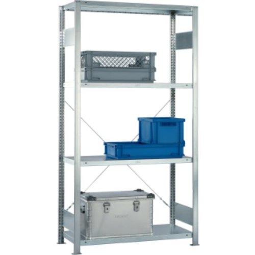 Metallzaun-Set Gewicht