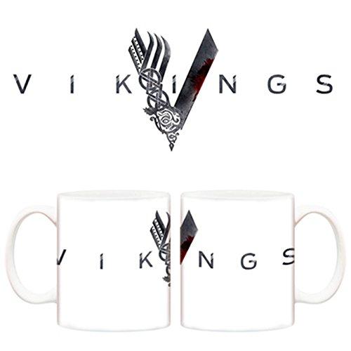 Taza Vikings Los Vikingos serie