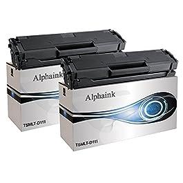2 Toner Alphaink Compatibile con Samsung MLT-D111 versione da 1800 copie per stampanti Samsung SL M2020 M2020W M2022W…