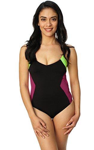 Nike Frauen Kabriolett Kreuz zurück ein Stück Schwimmen Anzug klein