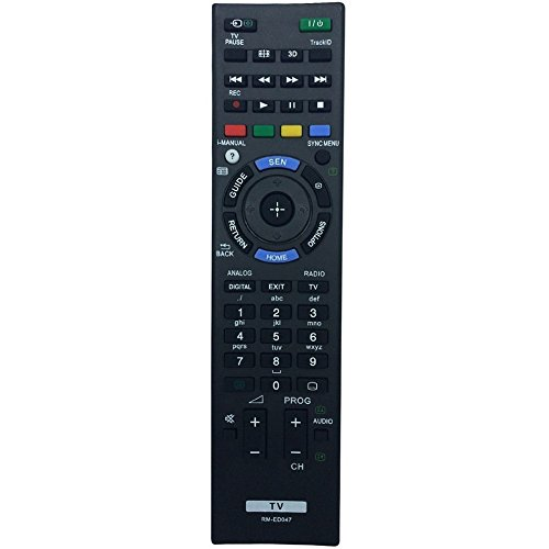 allimity-rm-ed047-replaced-remote-control-fit-for-sony-bravia-tv-kdl-32r300b-kdl-22bx320-kdl-32bx320