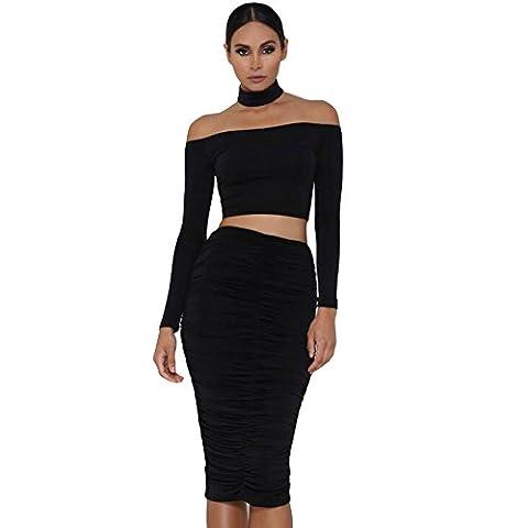 MEINICE - T-Shirt - Femme - noir - M