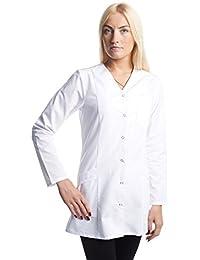 Vest Albus Bata Medicina Laboratorio de Trabajo Uniformes