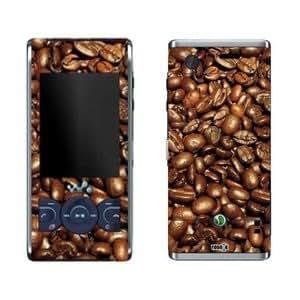 YOUNiiK Designfolie / Skin f?r Sony Ericsson W595i - Motiv Coffee to go