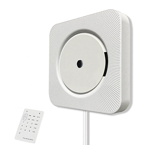 Bluetooth-CD-Player, EONANT 5 in 1 Wall Boombox