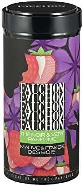 Fauchon - Thé mauve fraise des bois