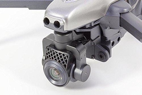 Walkera 15001000 Vitus Portable Quadrocopter RTF - FPV-Drohne mit 4K UHD-Kamera, Hinderniserkennung, GPS, Active Track, DEVO F8S-Fernsteuerung, Akku und Ladegerät - 5