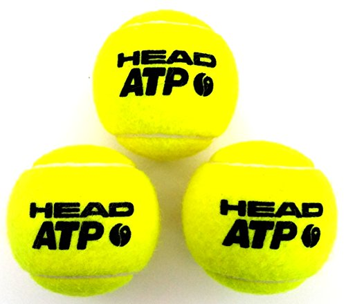 HEAD ATP DL 3er Pack - Atp Head Tennisbälle