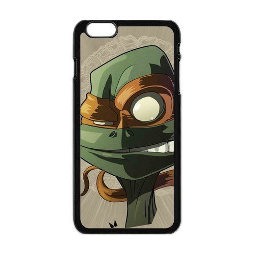 "TMNT en silicone TPU pour Apple iPhone 6 Plus (5.5 ""), iPhone 6 Plus Coque de protection rigide Case Cover, iPhone 6 Plus, Belle Coque de protection design pour Apple iPhone 6 Plus 5.5"""