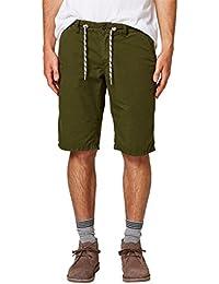 9907ee0f02 Amazon.es  Verde - Pantalones cortos   Hombre  Ropa
