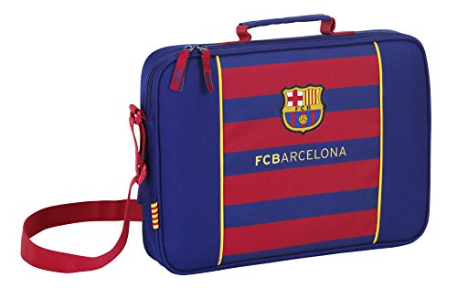 Futbol Club Barcelona - Cartera extraescolares Safta