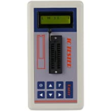 Transistor Tester Circuito integrado IC Tester Medidor Probador de mantenimiento Mos PNP NPN Detector 3,