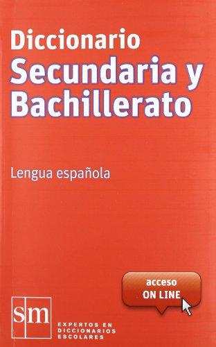 Diccionario Secundaria y Bachillerato. Lengua española - 9788467541304 por Manuel Rodríguez Alonso