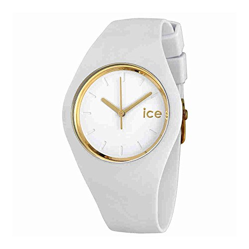 Montre Unisexe Ice Watch Glam White Medium 000917