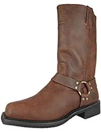 HARLEY DAVIDSON Chaussures - Bottes HUSTIN - lt brown