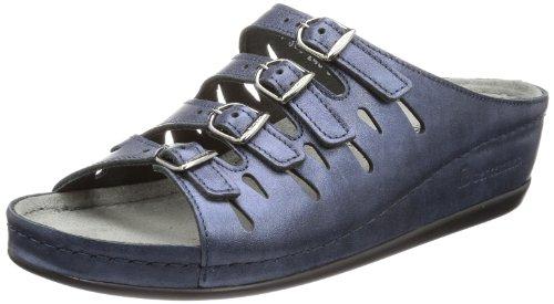 Berkemann  Hassel,  Sabot donna Blu (Blau (blau 364))