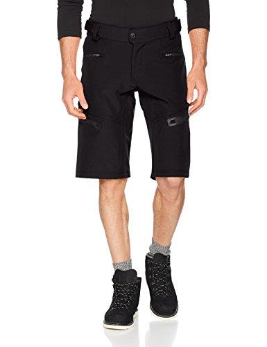 IXS Herren Sever 6.1 BC Shorts, Black Uni, L -
