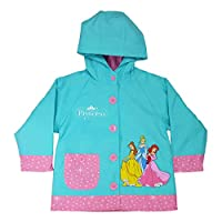 Western Chief Girls Disney Princess Party Rain Coat