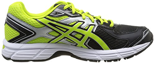 ASICS Gel-Pursuit 2 Herrren Traillaufschuhe Schwarz (BLACK/LIME/SILVER 9005)
