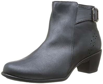 Luxat Namili, Boots femme - Noir (Noir 8), 40 EU