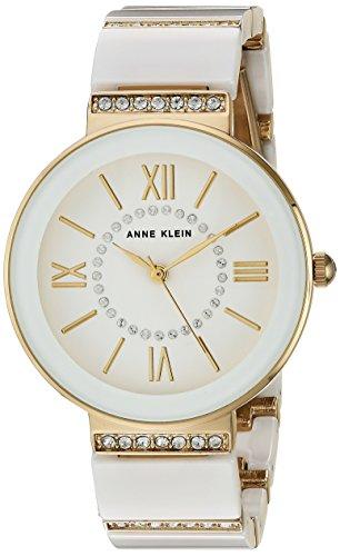 anne-klein-mujer-de-cuarzo-metal-y-cermica-vestido-reloj-color-blanco-modelo-ak-2832wtgb