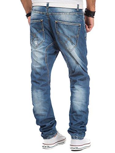 L.A.B 1928 - Jeans - Homme Bleu